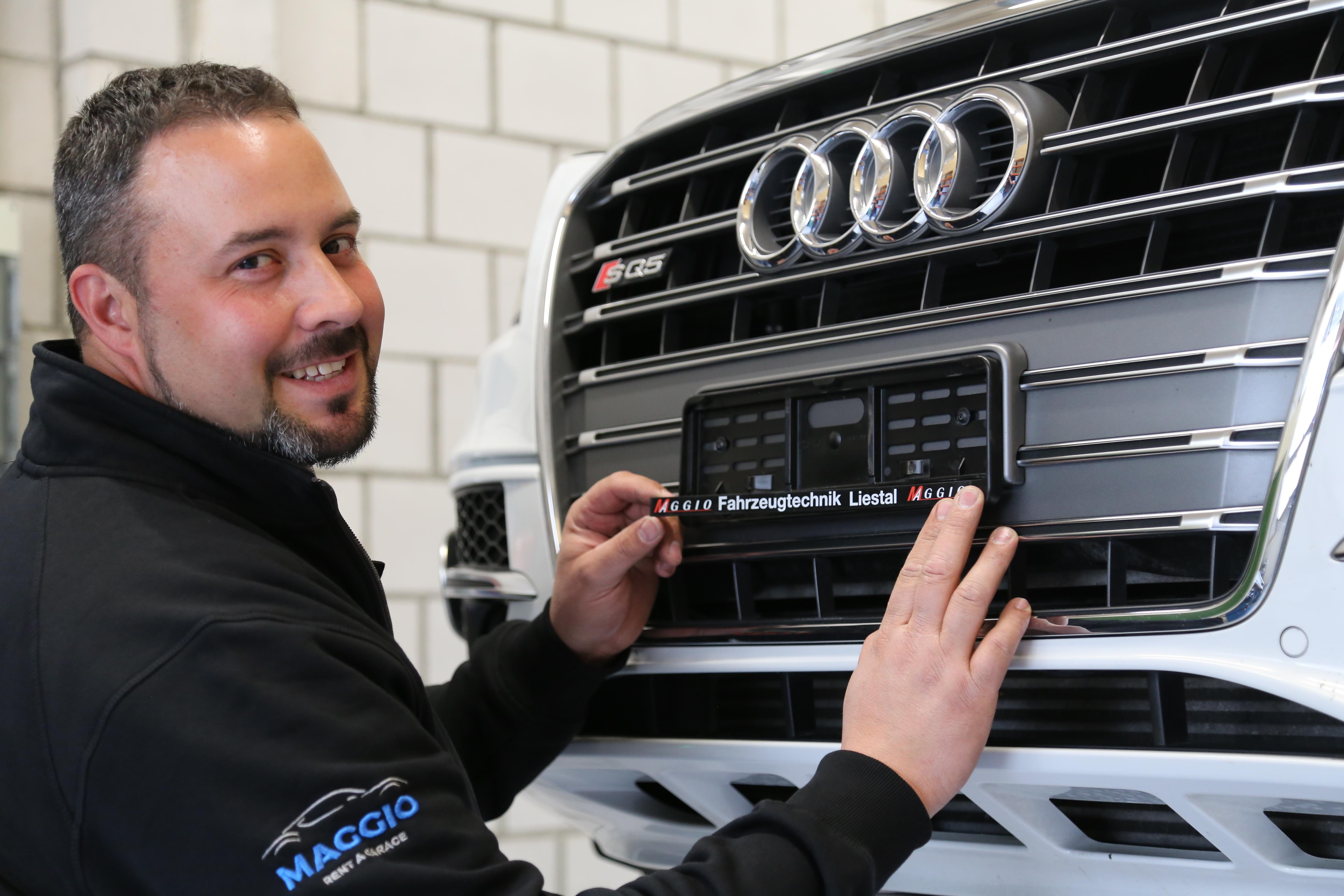 Claudio Maggio Fahrzeugtechnik